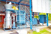 Integrated biodiesel pilot plant