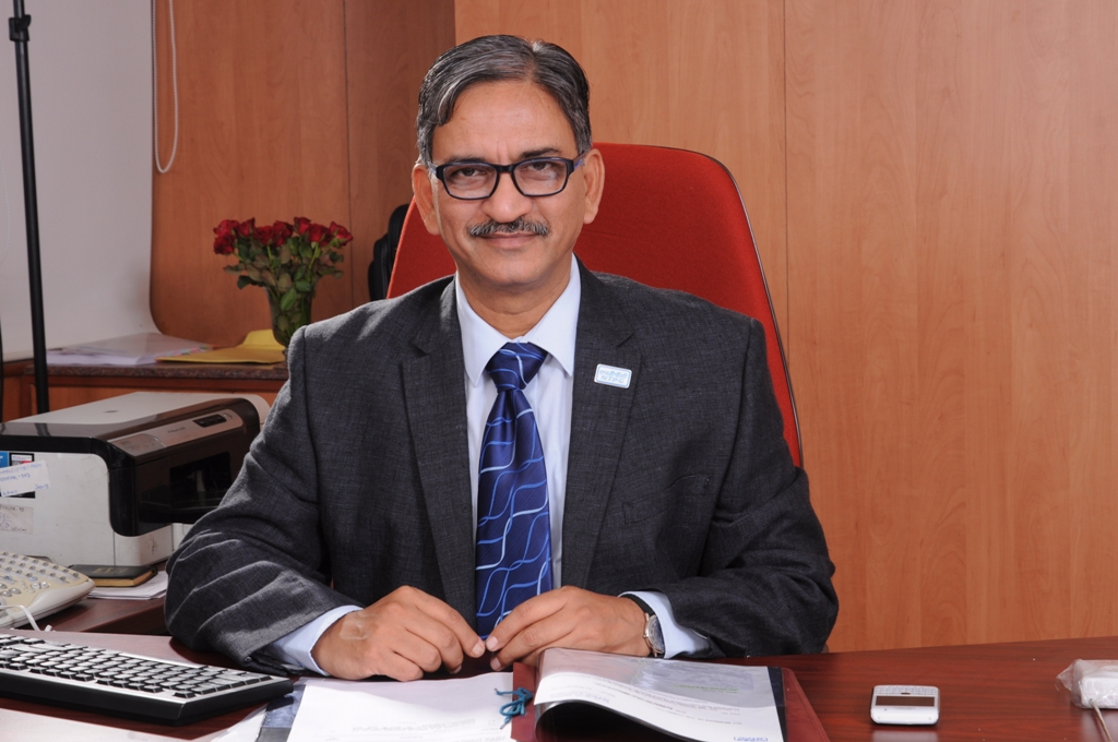 K .K. Sharma Takes Charge as Director Operations NTPC