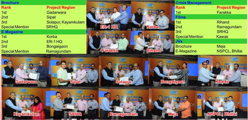 Performance Awards | NTPC