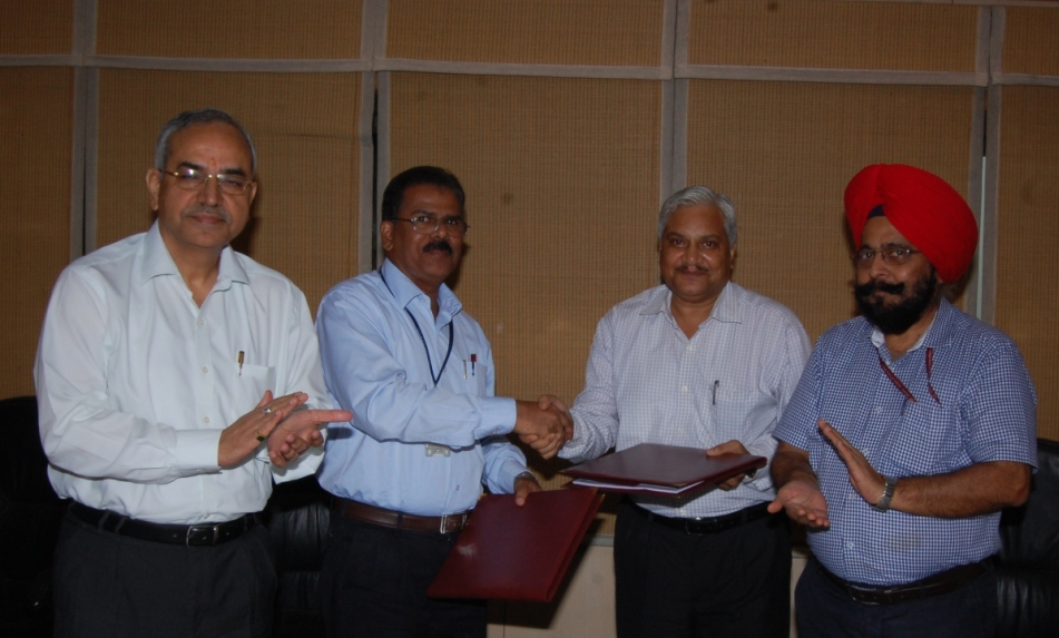 NTPC signs MoU for ESP Performance Improvement with EEC