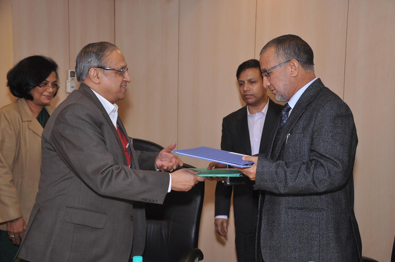 NTPC signs 100th Term Loan