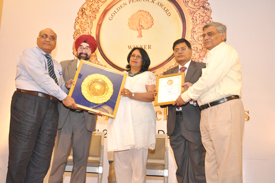 Awarded for Corporate Social Responsibility