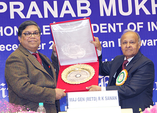 NTPC felicitated by IEI