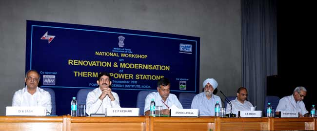 NATIONAL WORKSHOP ON RENOVATION & MODERNISATION