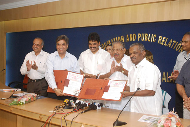 Govt. of Kerala for 200MW