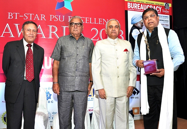 BT- Star Award 2013