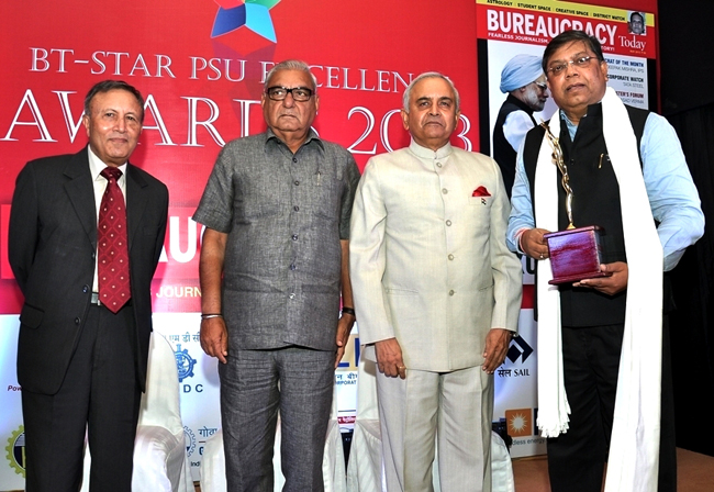 BT-Star Award 2013