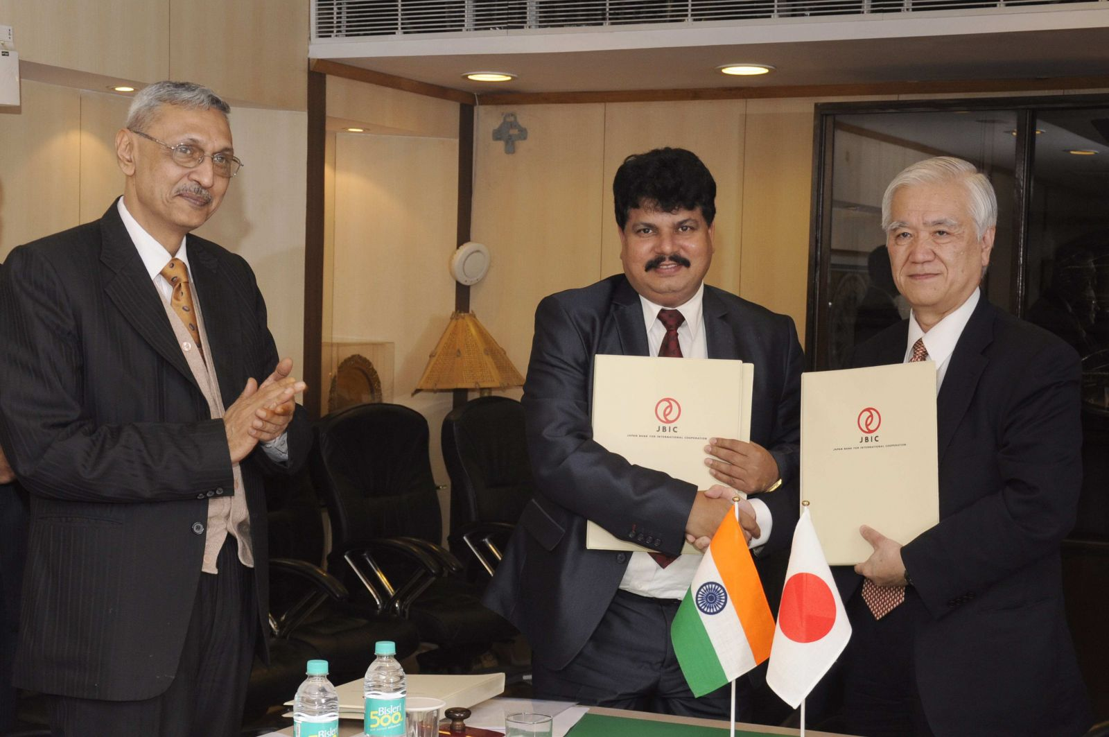 NTPC ties up with JBIC
