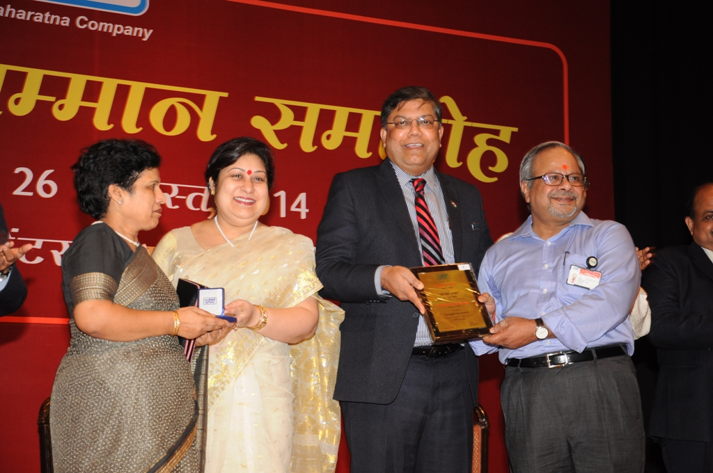 NTPC Honors Employees
