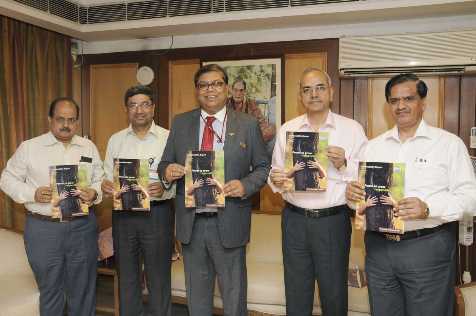 Sustainability Report of NTPC