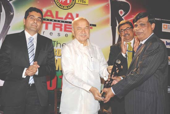 Top Liner Maharatna Award to NTPC