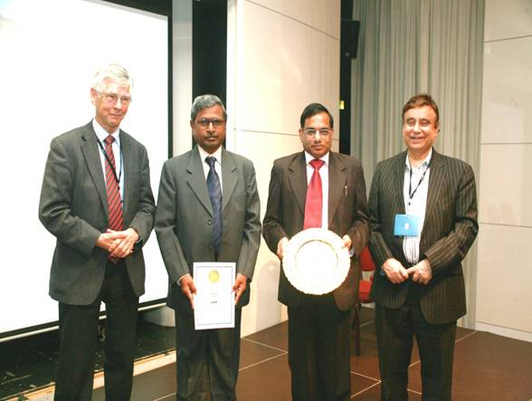 NTPC awarded for Excellence in Corporate Governance.