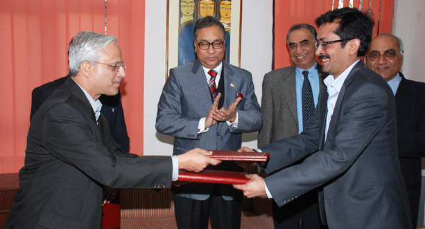 NTPC signs MoU with ASI and National Culture Fund for Restoration & Conservation of Heritage Sites